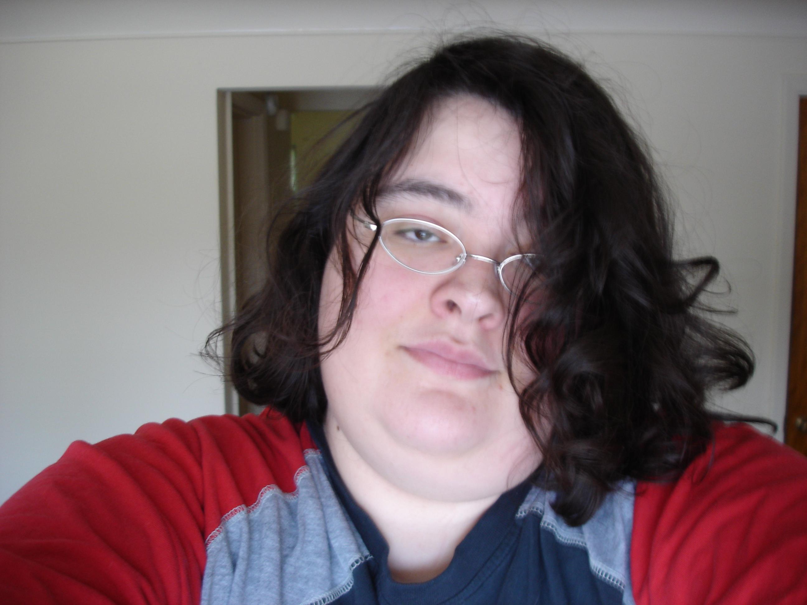 girl gamer Fat